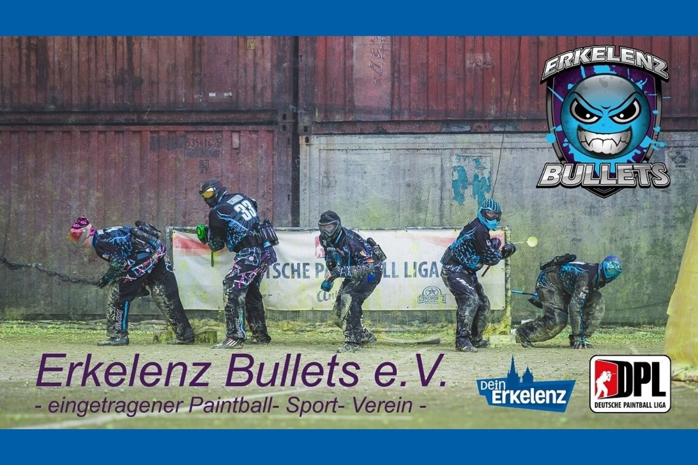 Bullets, Paintball, Sport