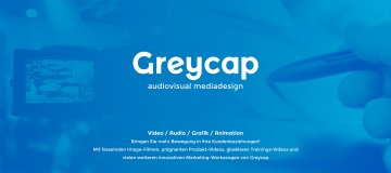 Greycap Audiovisual Mediadesign